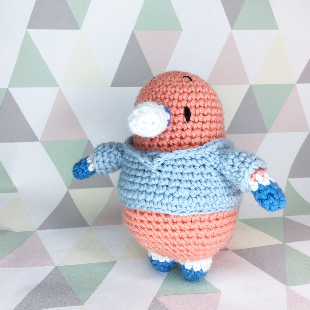 Amy Design Crochet - Dou