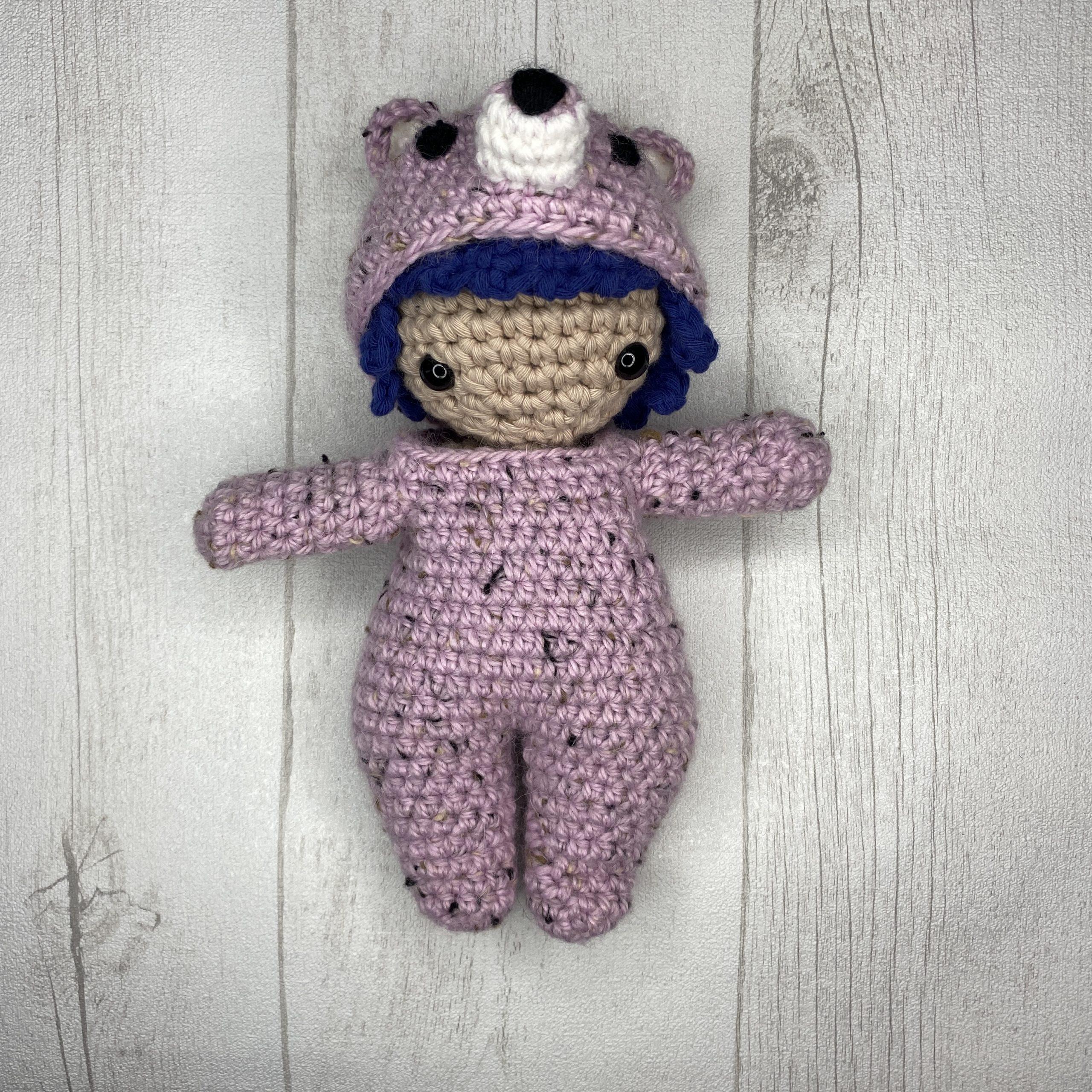 Amy Design Crochet Leora patron au crochet