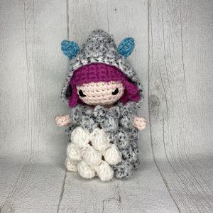 Amy Design Crochet Nephelia patron au crochet